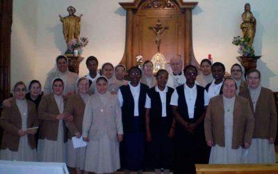 Noviciado de: Florence y Virginia
