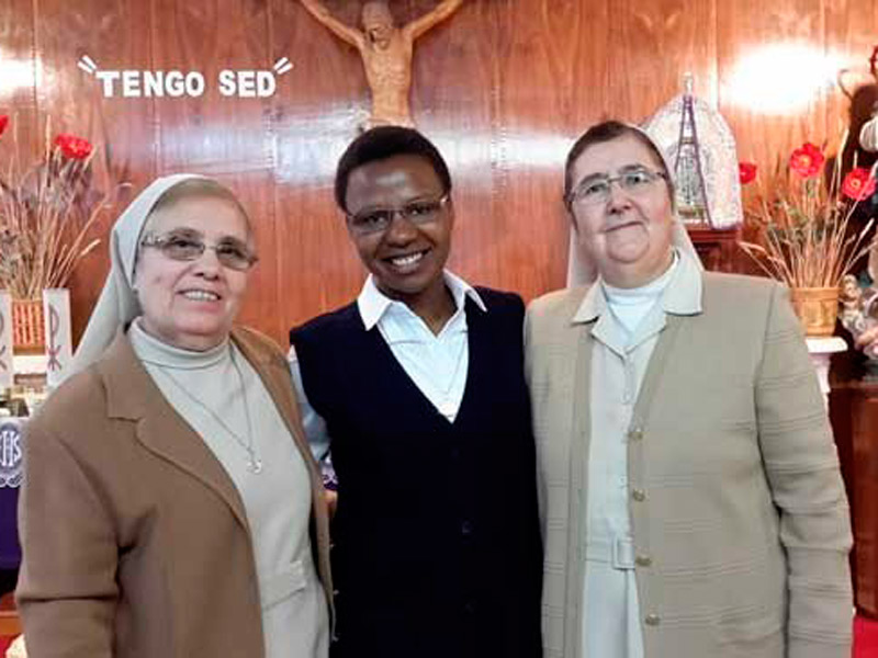 Postulantado de: Linda Mligi – 13-03-2016