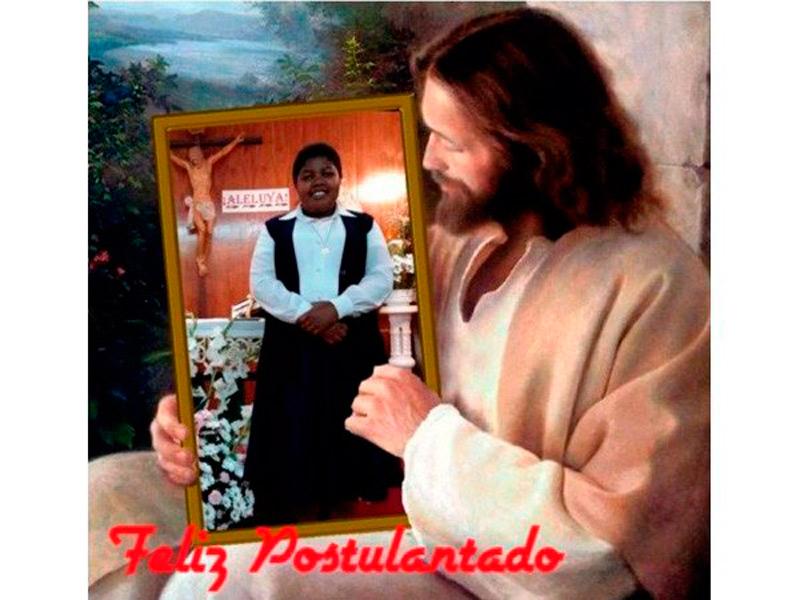 Postulantado de nuestra Hna. María Mbatha Mukiti – 27-04-2019