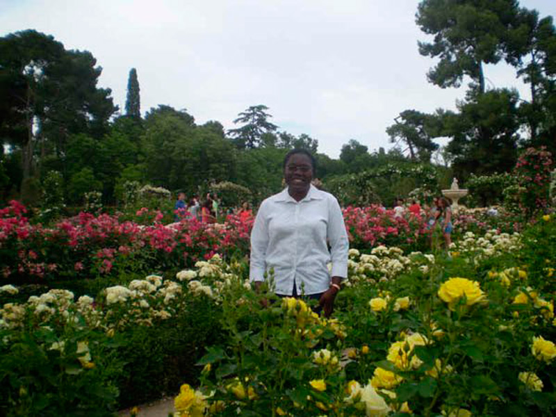 Postulantado de: Florence Kanini Nzuki