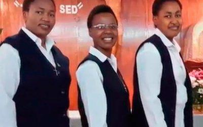 Noviciado de nuestra Hna. Catherine Mutindi – 16-9-2017